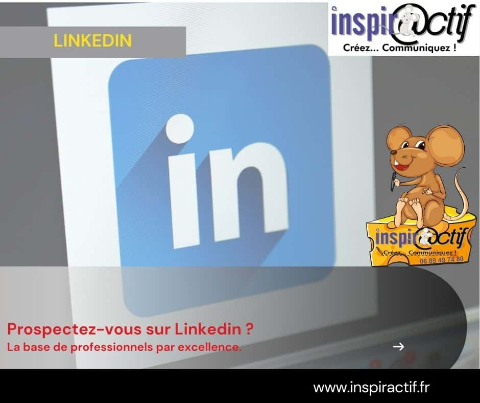 Prospectez sur Linkedin !