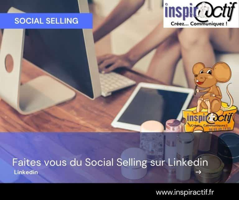 Faites vous du Social Selling sur Linkedin ?