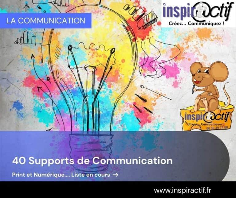 La communication c'est tout cela…. 40 solutions pour communiquer
