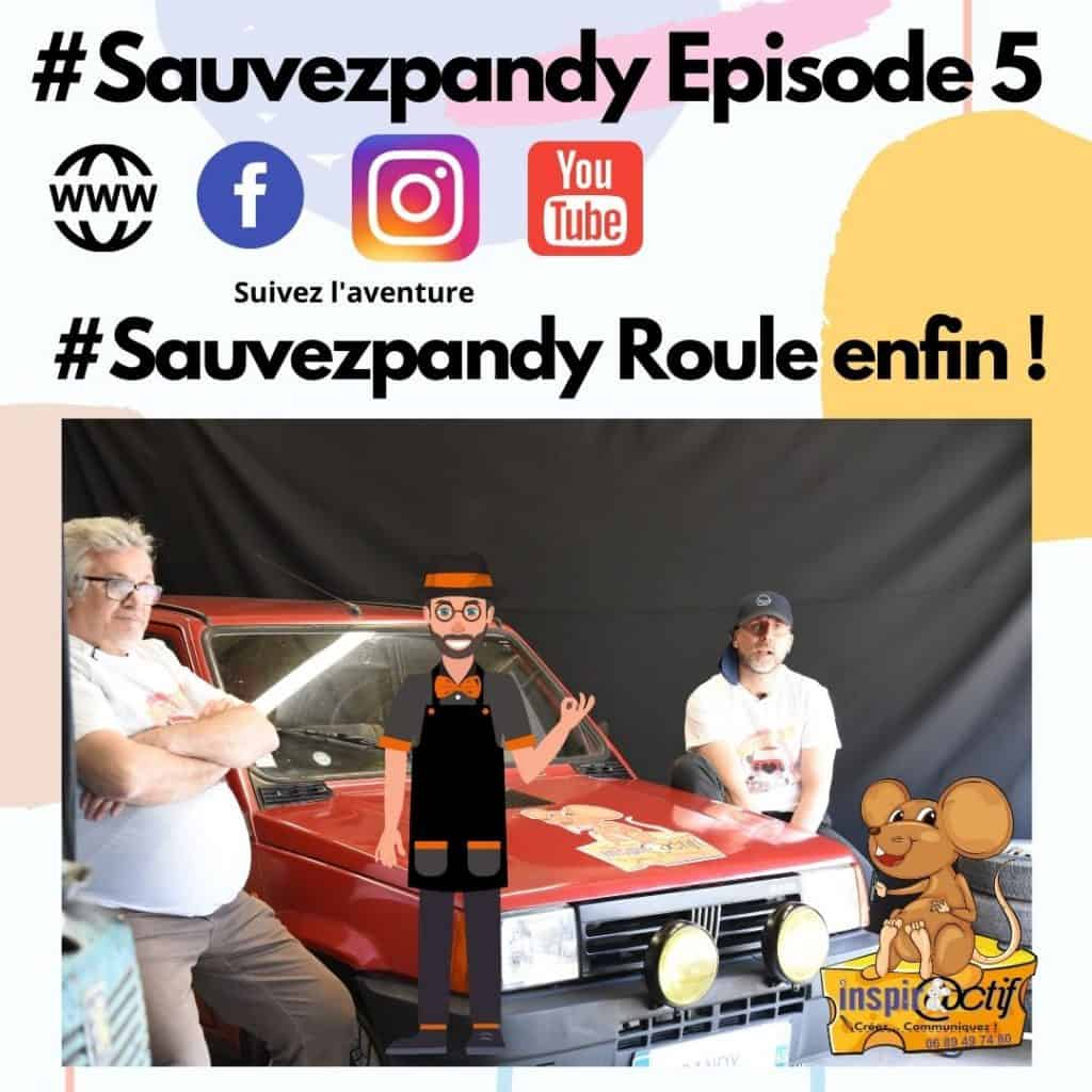 Sauvez Pandy Episode 5.. Ca avance…