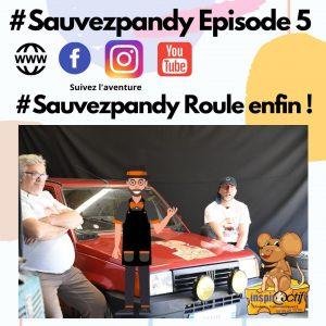 Sauvez Pandy