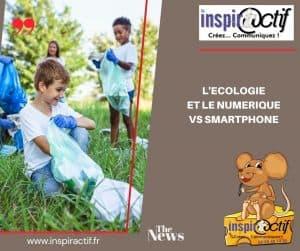 Le smartphone et l'écologie